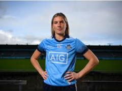Jennifer Dunne - Dublin GAA Footballer