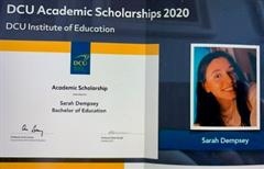 DCU ACADEMIC SCHOLARSHIPS 2020
