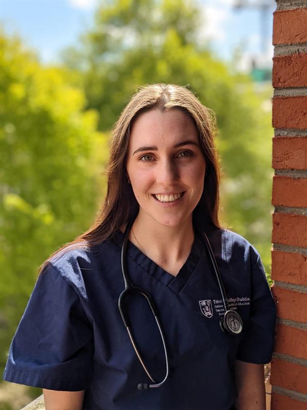 Congratulations to past pupil Dr. Iseult MacMahon