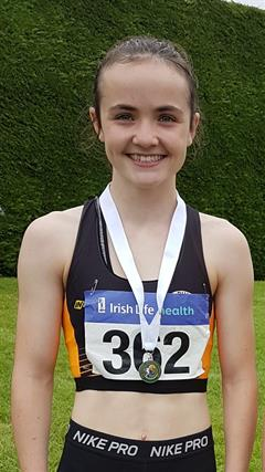 Congratulations to Niamh Murray (Transition Year)