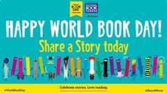 World Book Day, Thursday 4th March