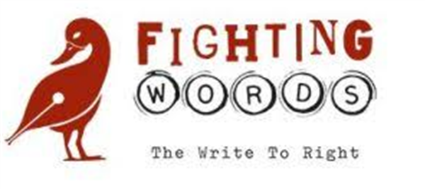 Monday: Fighting Words Workshop